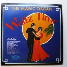 The Magic Organ Waltz Time lp Various r-8137