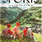 Sports Illustrated Magazine Red Sox, Alpine Vacation July 25 1955