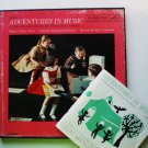Adventures In Music A New Record Library for Elementary Schools Grade 2 and Guide LE1001
