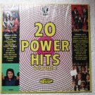 20 Power Hits Volume 2 lp - Various Artists TU222