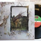 Led Zeppelin Zoso 1971 lp IV SD19129