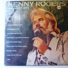 Greatest Hits lp by Kenny Rogers L00-1072 #2
