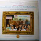 Broadways Million Dollar Melodies lp by Longines lws-gf2