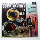 Sousa Marches In Hi Fi lp - the Goldman Band dl78807