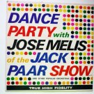 Dance Party with Jose Melis lp pa690
