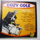Cozy Cole lp and other Great All Star Musicians aud 33-5943