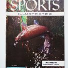 Sports Illustrated June 6 1955 Rainbow Trout on Cover