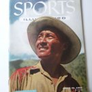 Sports Illustrated Magazine April 25 1955 Tenzing Tiger of Everest Fly Fishing