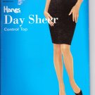 NEW Hanes Day Sheer Pantyhose Control Top Gentlebrown Size EF