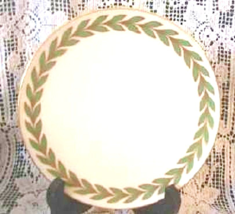 Lenox China Athenia X421 Pattern Soup Saucer Plate
