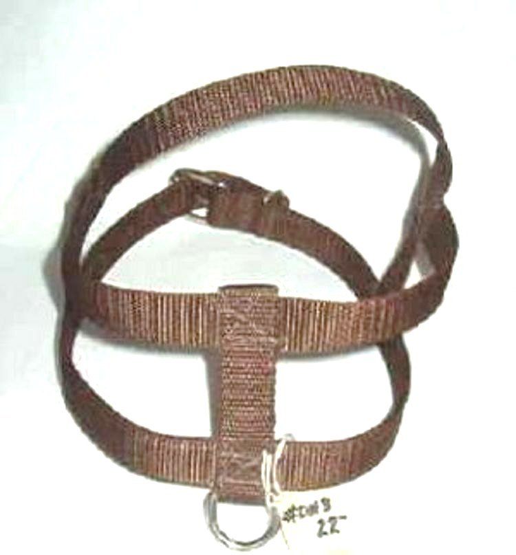 22 inch Dog Harness ~ England Brand - Color Choice - New