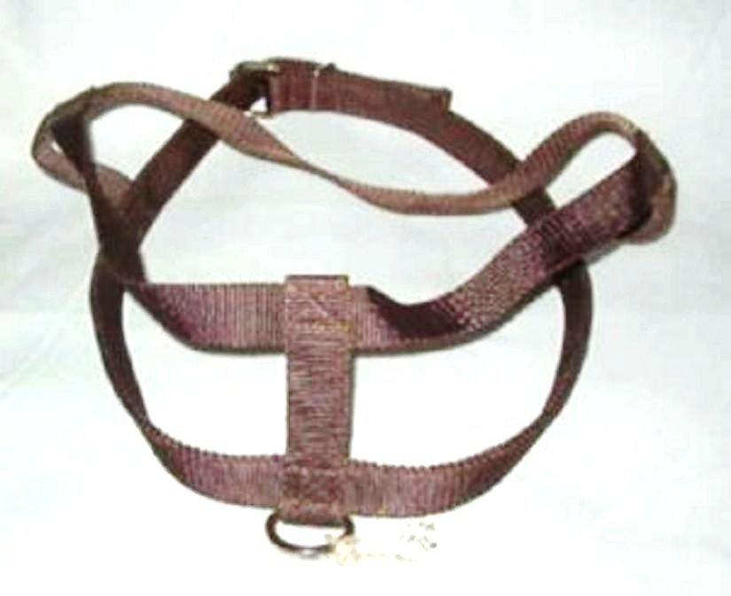 New: 40 inch Dog/Pet Harness Double Woven Nylon
