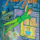 Walt Disney Presents Peter Pan - 1952 Original Hardcopy Whitman