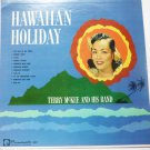 Hawaiian Holiday lp -Terry McKee and His Band 2201