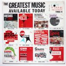 The Greatest Music Available Today lp - Time Records tmd-4