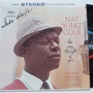 The Very Thought of You lp - Nat King Cole sw1084 Capitol at Left