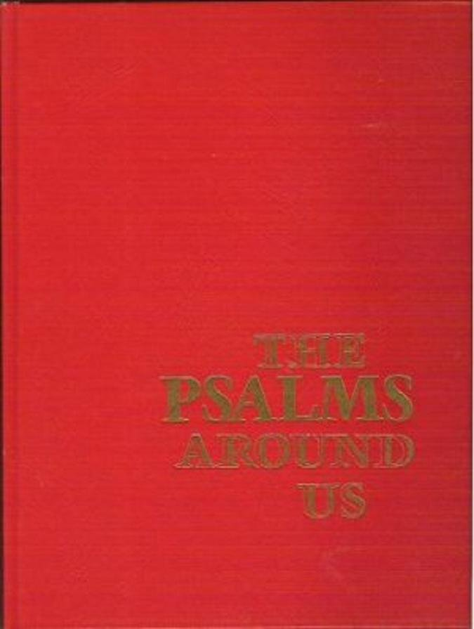 The Psalms Around Us 1970 Hardcover Religious Book