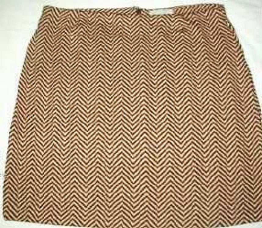 Old Navy Zig Zag Lo Rise Mini Skirt Ladies / Teens Size X-Small New