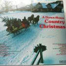 Sealed: A Down-Home Country Christmas lp - Various Artists P14992