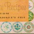 Favorite Recipes from Marye Dankes File Kraft-Phenix Cheese 1938 Cook Book