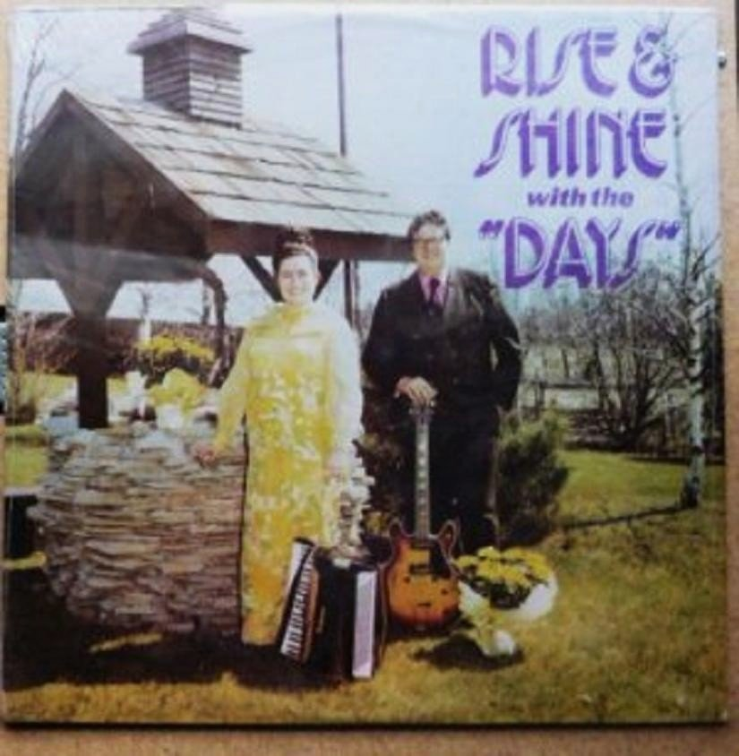 Rise and Shine lp with the Days Sealed New, Sealed 1960s hv-73616