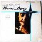 Dance Along with Vincent Lopez - Eddie Long lp gs 1411- Rare