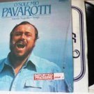 Pavarotti O Sole Mio lp Favorite Neapolitan Songs os26560 Near Mint