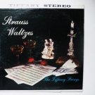 Strauss Waltzes lp by the Tiffany Strings tr2008