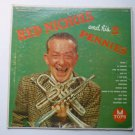 Red Nichols and his 5 Pennies lp - Self Titled L1594