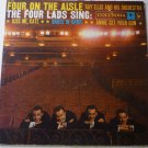 Four On the Aisle lp The Four Lads Sing CL 1111