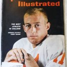Sports Illustrated Magazine October 16 1961 Terry Baker on Cover