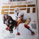 ESPN Magazine October 14 2013 Bay Area Issue