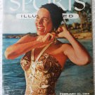 Sports Illustrated Mag February 21 1955