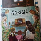 The Age Of Television lp - Milton Berle Hugh Downs and Arlene Francis
