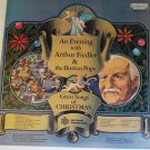 An Evening With Arthur Fiedler & Boston Pops lp Arthur Fiedler
