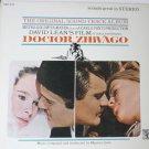 Doctor Zhivago Orig Motion Picture Soundtrack D Lean Film Composer Jarre sie6-stx mgm