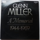 A Memorial lp 1944 -1969 Glenn Miller - Two Albums
