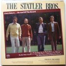 The Statler Bros Entertainers On and Off the Record lp srm 15007