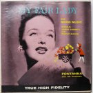 My Fair Lady and Mood Music lp by Fontanna and his Orchestra M-637