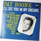 I'll See You in My Dreams lp - Pat Boone dlp 3399