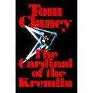 The Cardinal of the Kremlin by Tom Clancy Hardcopy 0399133453