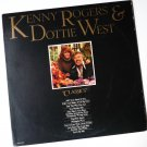 Classics lp by Kenny Rogers and Dottie West uala 946h