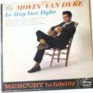 Movin Van Dyke lp by Le Roy Van Dyke mg2016 Autographed