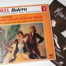 Funk and Wagnalls Family Library of Great Music lp Alb 5 Maurice Ravel