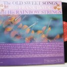 The Old Sweet Songs lp - Frank Devol cl1413