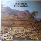 Calum Kennedy Alexander Brothers Glen Daly Golden Hour of Scottish Favourites lp