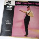 Ole Caterina lp by Caterina Valente and Silvio Francesco