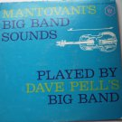 Mantovanis Big Band Sounds lp 3009 by Dave Pells Big Band