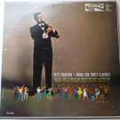 Swing Low Sweet Clarinet Vinyl lp by Pete Fountain crl 57394