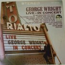 George Wright - Live in Concert lp dlp25712